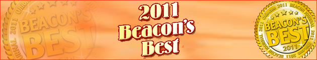 Voted Top 10 Beacons Best Local Band 2011